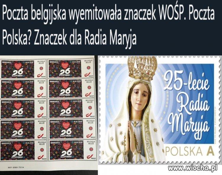 Poczta-belgijska-wyemitowala-znaczek-WOSP