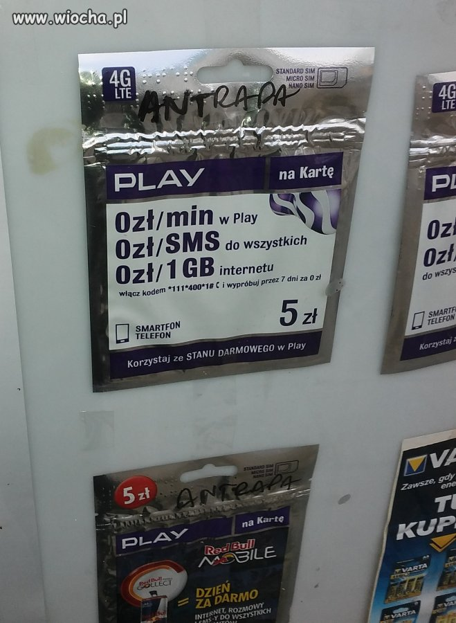 ANT-rapa w kiosku