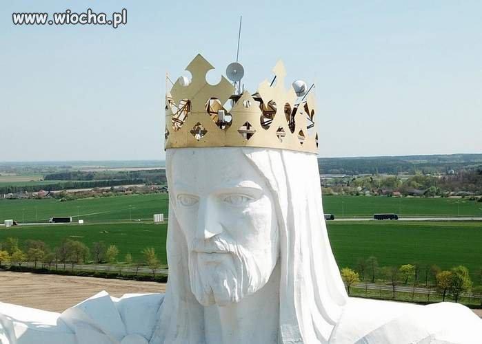 Jezus-GSM-krol-Polski