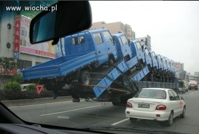 Z cyklu: Bezpieczny transport