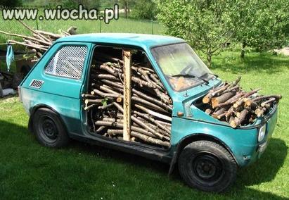 Mobilna drewutnia