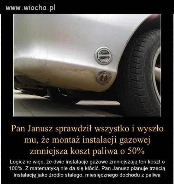 Sprytny Janusz