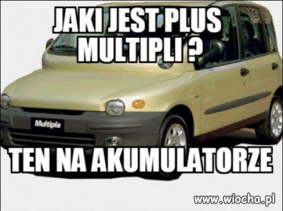 Jaki jest plus Multipli?