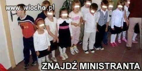 Znajdz-ministranta