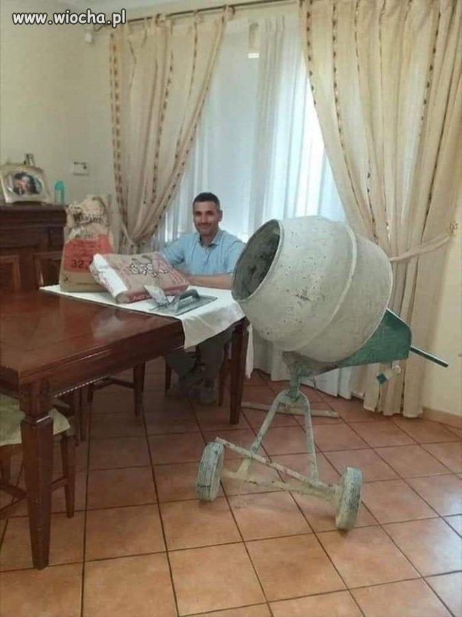 Jak praca w domu to praca w domu.