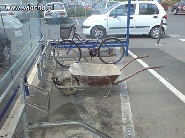 Parkujemy...