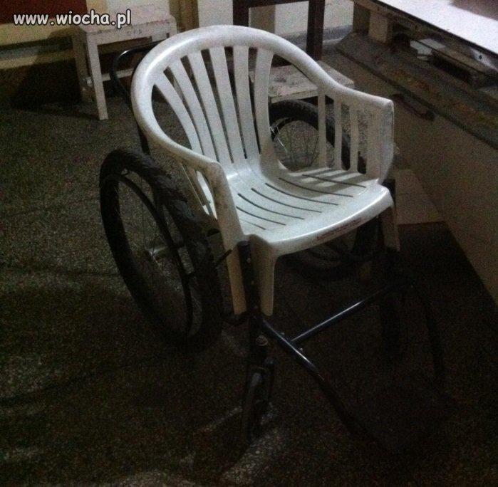 Z serii:NFZ i opieka nad inwalidami