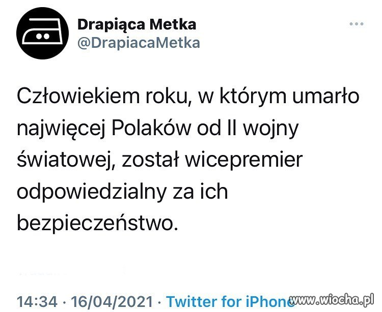 Takie rzeczy to tylko w Polsce ...
