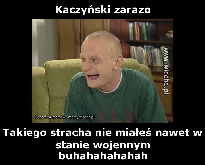 Kaczynski-zarazo