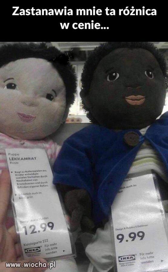 Cenowy rasizm
