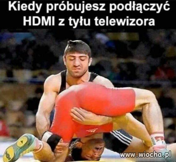 HDMI-z-tylu
