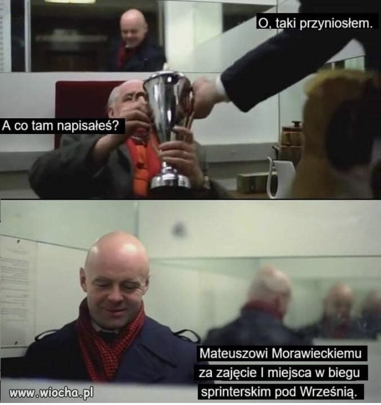 Puchar dla Wateusza