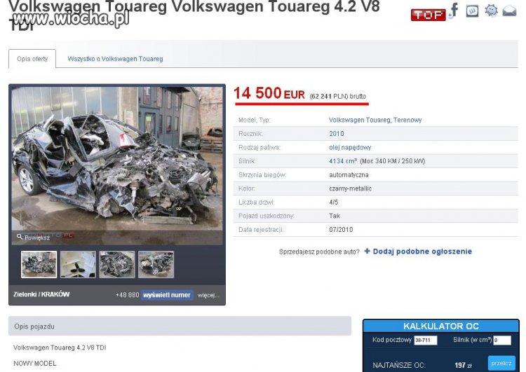 Tanie auto do kupienia!