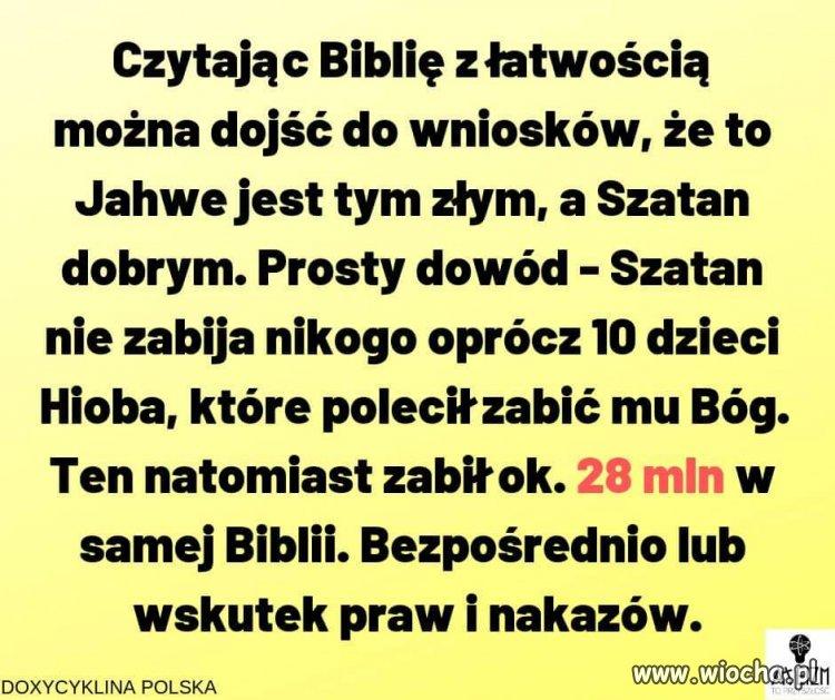 Jahwe i Szatan