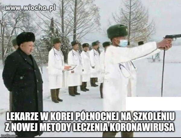 Jak Korea walczy z