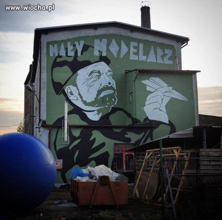 Antek-ma-swoj-mural