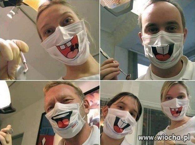 Przyjazny dentysta