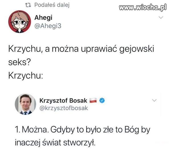 Zapytaj Krzycha