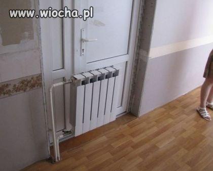 Nowosc...Podgrzewane-drzwi