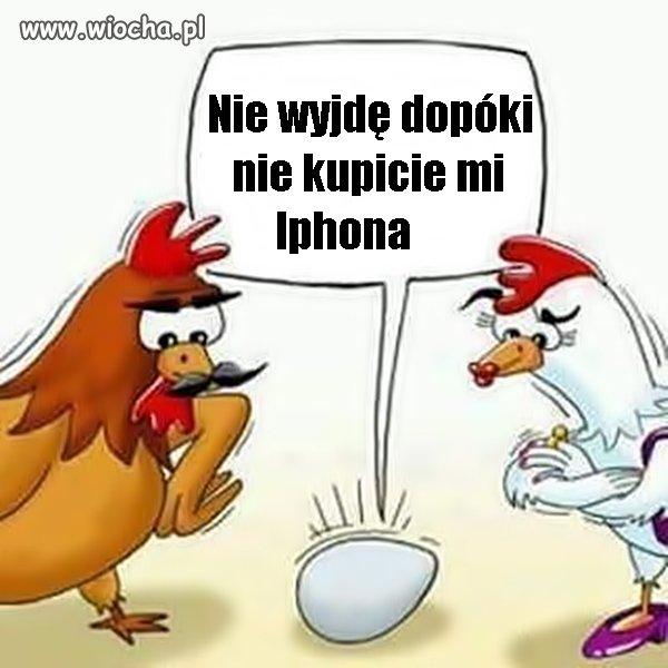 Uparty kurczak !