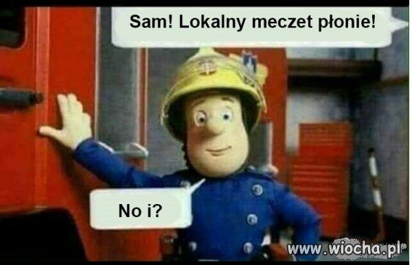 Strazak-Sam