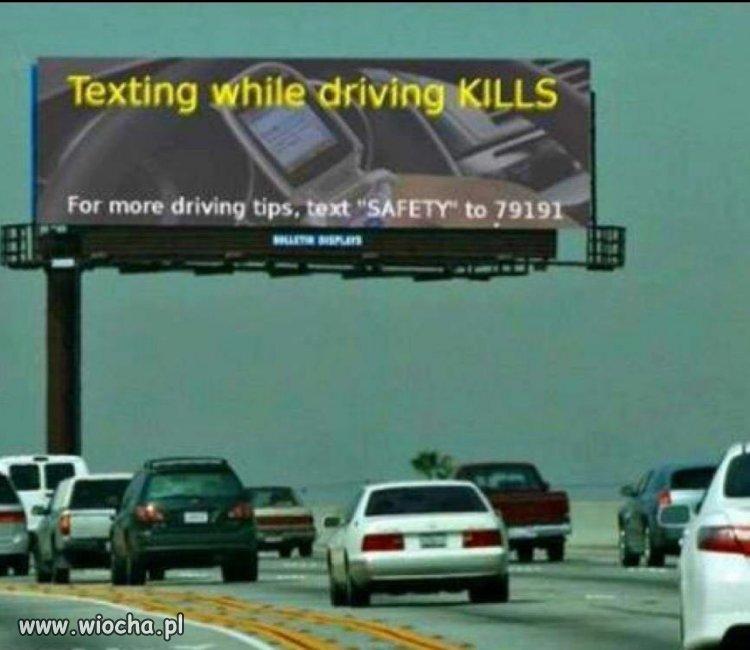Pisanie-smsow-podczas-jazdy-zabija