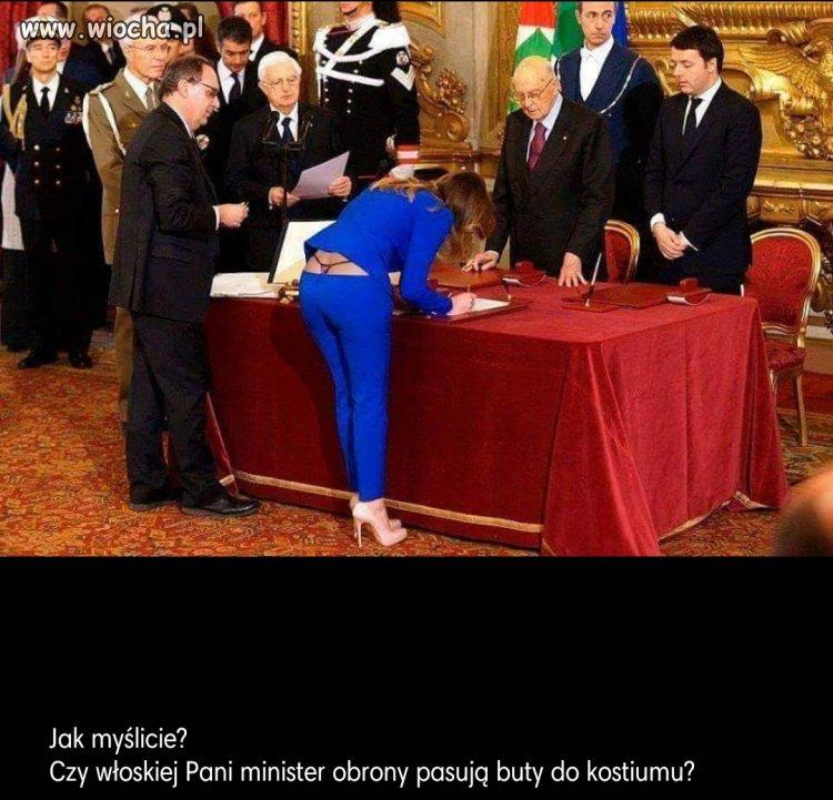 Wloska-minister-obrony