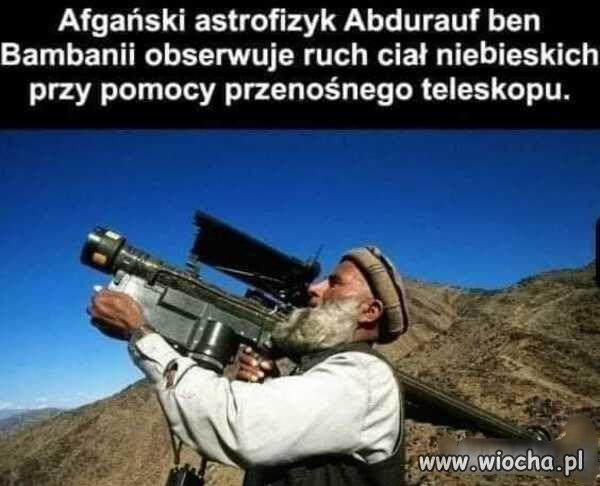 Astrofizyk
