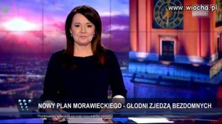 Morawiecki ma nowy plan.