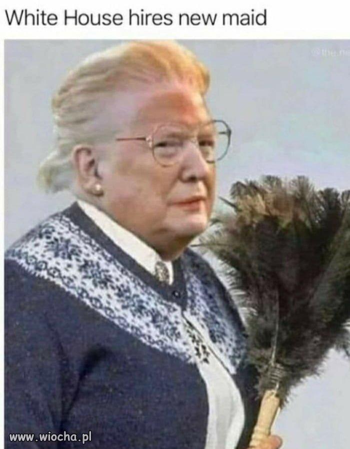 Pani Trumpfire