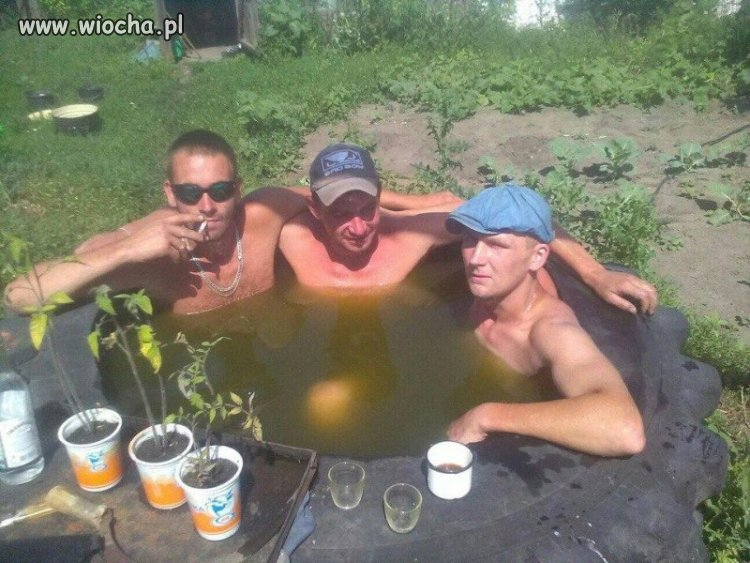 Ruskie jacuzzi