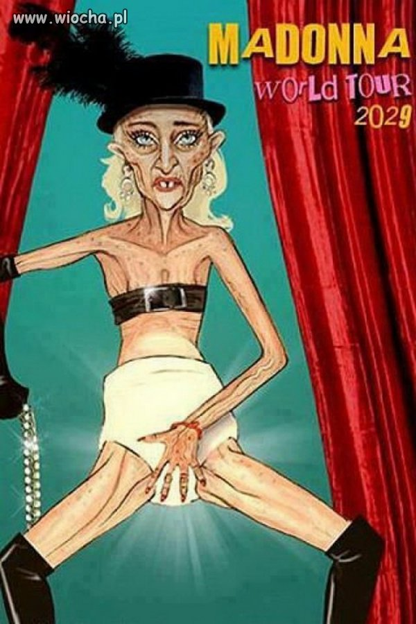 Madonna..