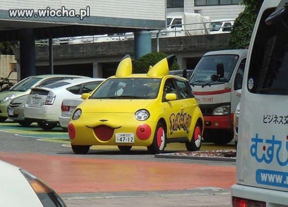 Pikachu fan?