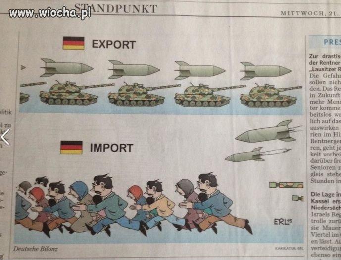 Z niemieckiej prasy