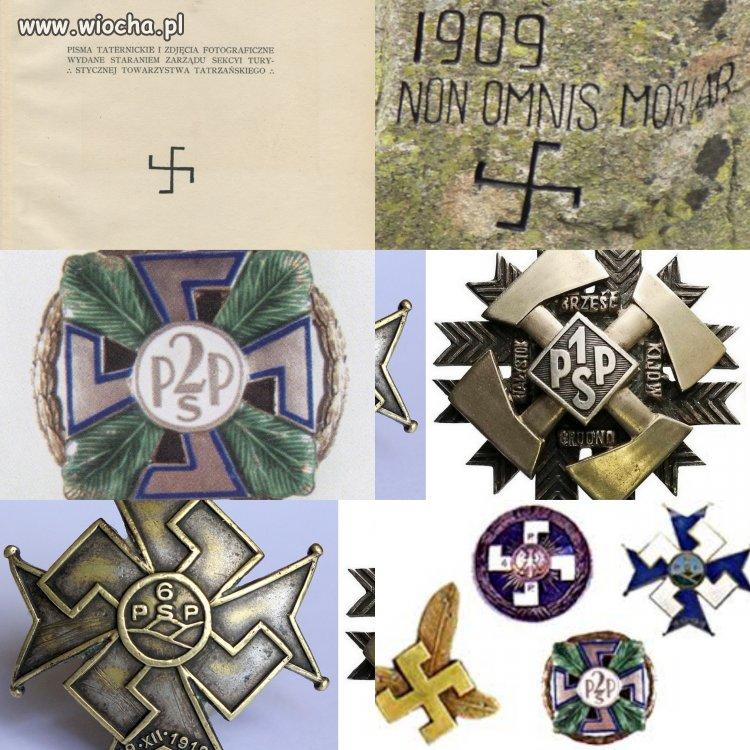 Krzyz-niespodziany--goralski-symbol-szczescia