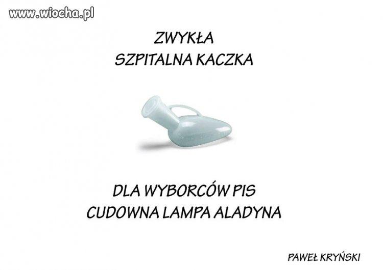 Lampa Aladyna...