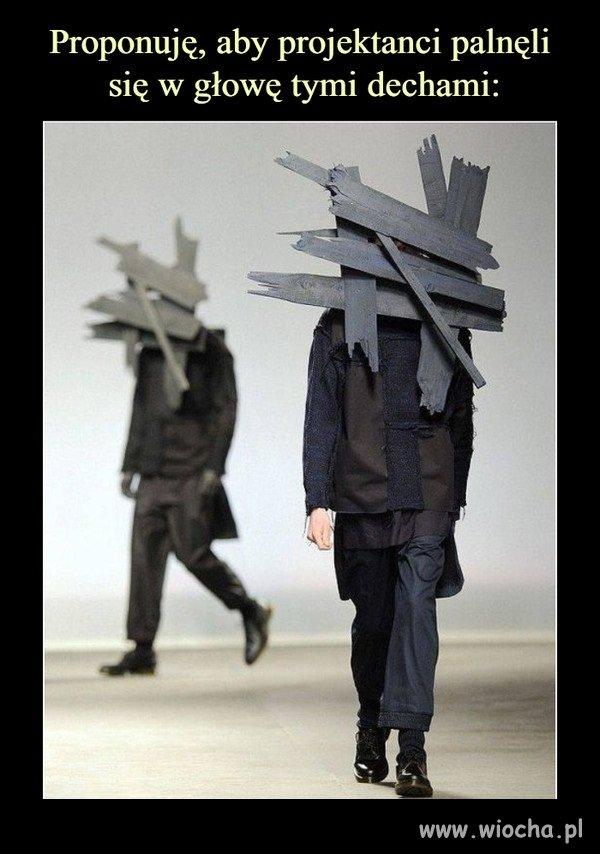 Nowa moda...