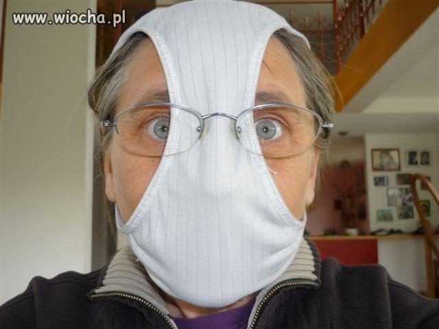Maska-izolujaca