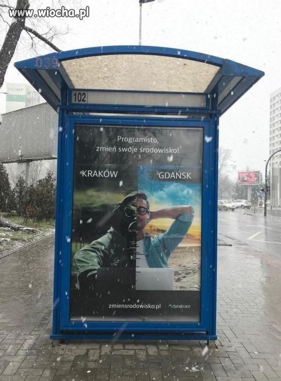 W Krakowie jak w zonie