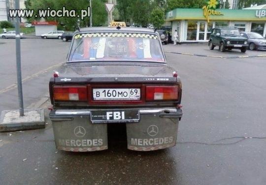 FBI car
