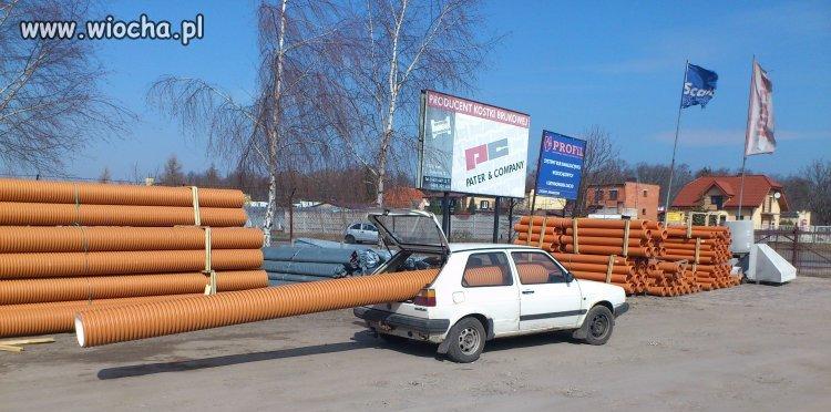 Golf wersja cargo