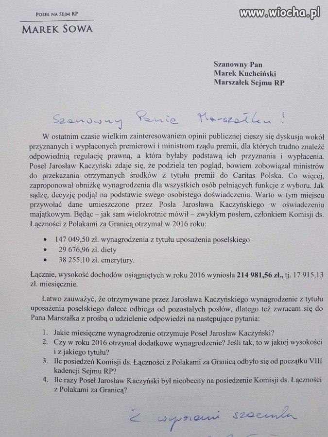 Dochody-Kaczynskiego
