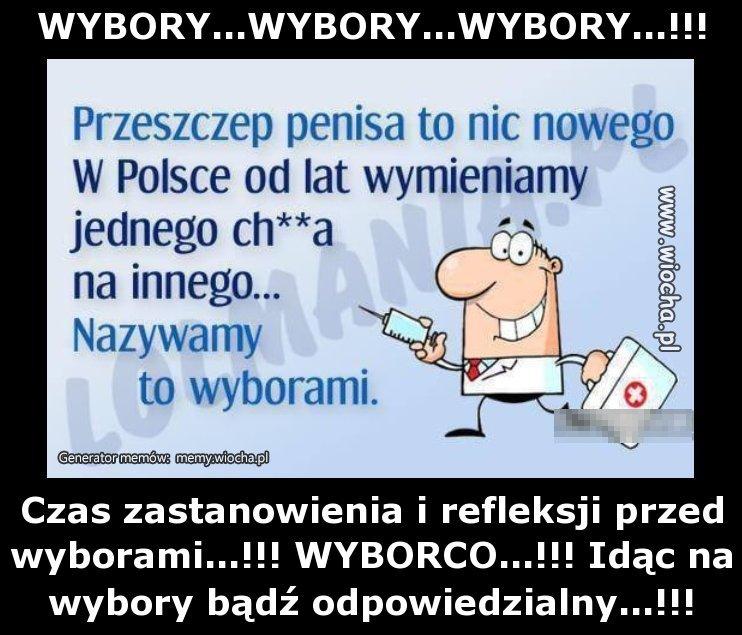 WYBORY...WYBORY...WYBORY...!!!