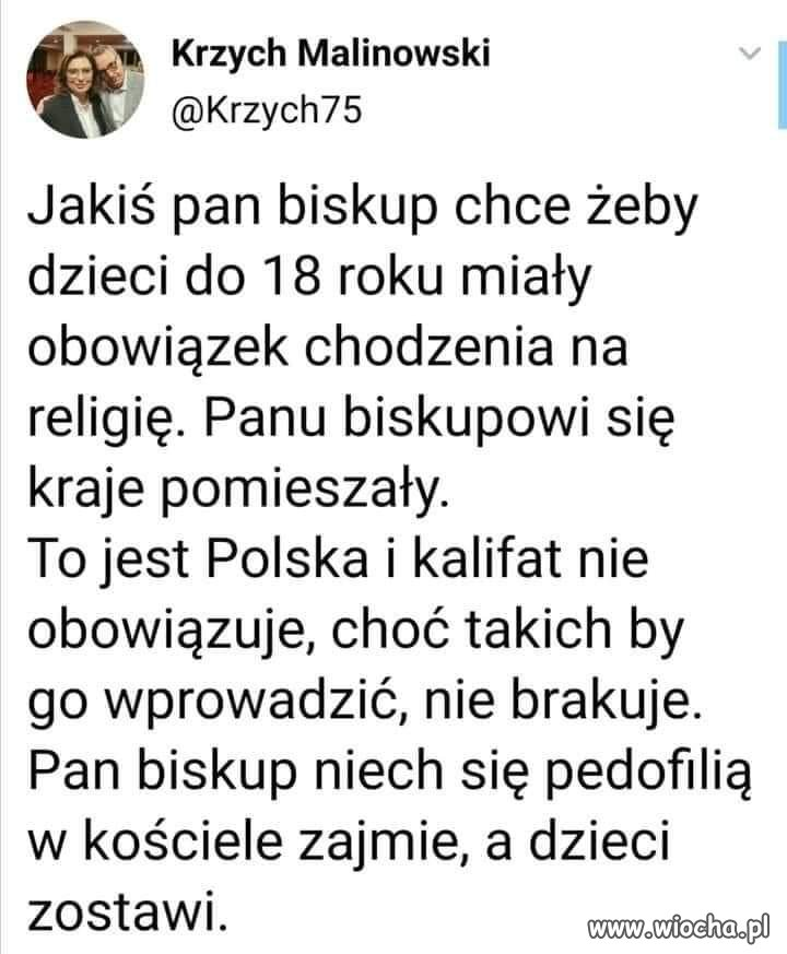 Polska to nie jest kalifat