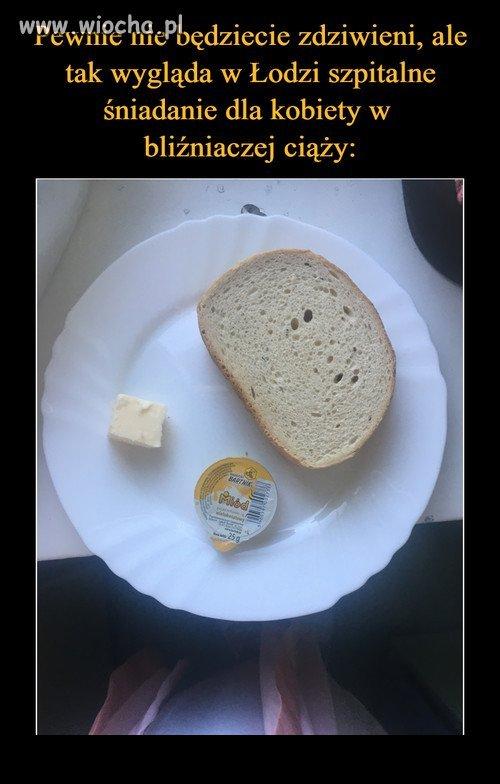 Jedzenie w szpitalach