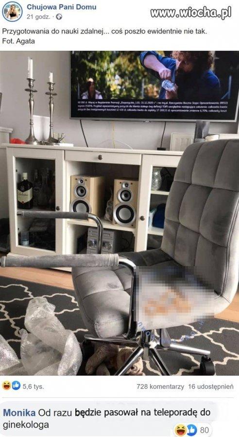 Fotel wszechstronny