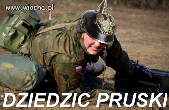 Dziedzic Pruski