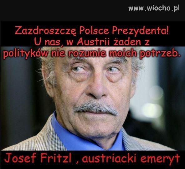 Austriacki emeryt