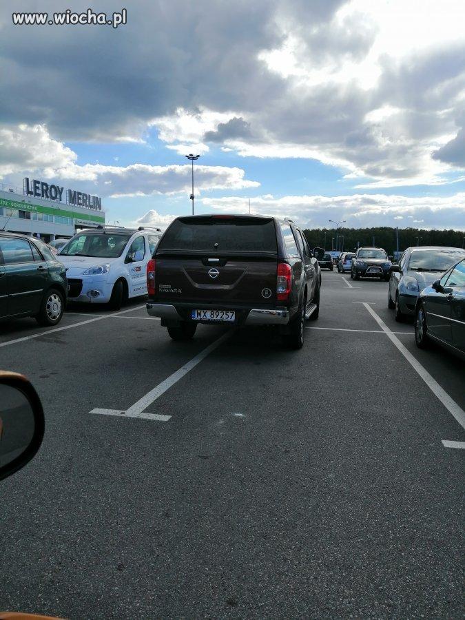 Miszcz parkowania.