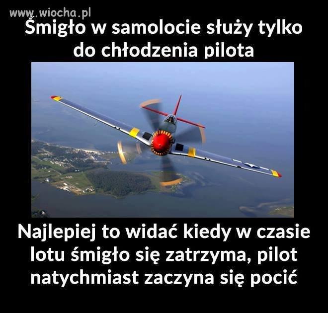 Zastosowanie-smigla-w-samolocie